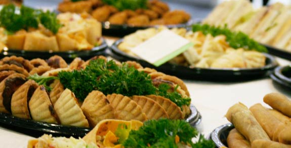 Catering for Conferences & Meetings